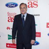 Florentino Pérez en los Premios As del Deporte 2012