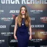 Carla Nieto en el estreno de 'Jack Reacher' en Madrid