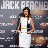 Elia Galera en el estreno de 'Jack Reacher' en Madrid