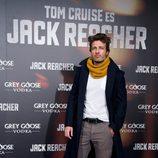Jesús Olmedo en el estreno de 'Jack Reacher' en Madrid