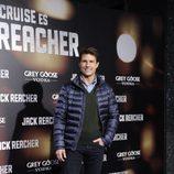 Tom Cruise en el estreno de 'Jack Reacher' en Madrid