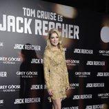 Rosamund Pike en el estreno de 'Jack Reacher' en Madrid