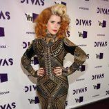 Paloma Faith en la gala VH1 Divas 2012
