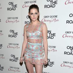 Kristen Stewart en la premiere de 'On The Road'