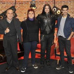Pau, Maika, Rafa y Jorge, los cuatro finalistas de 'La Voz'
