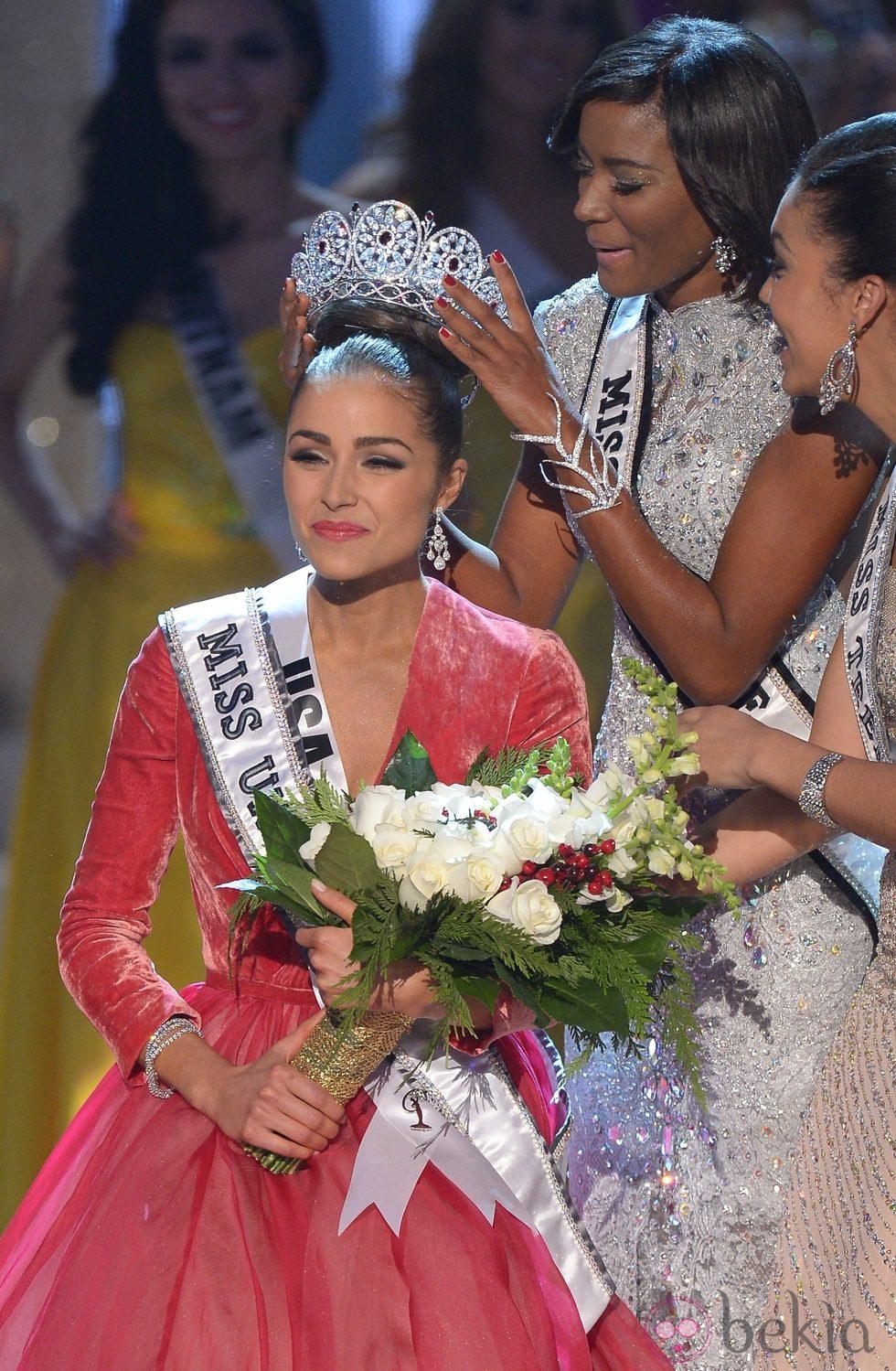 Olivia Culpo, coronada Miss Universo 2012
