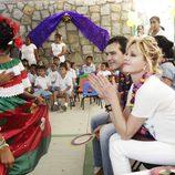 Melanie Griffith y Antonio Banderas muy solidarios con la Fundación Starlite Gala