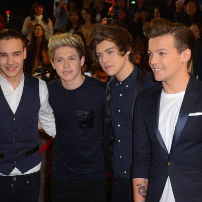 One Direction listos para actuar en la final de 'The X Factor'