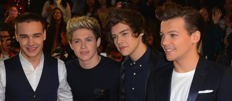 One Direction listos para actuar en la final de 'The X Factor'