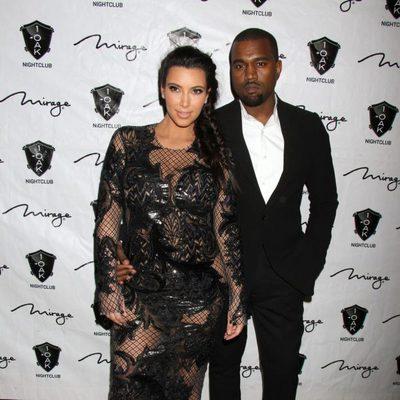 Kim Kardashian y Kanye West reaparecen tras anunciar que serán padres