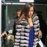 Irina Shayk y Cristiano Ronaldo en Madeira