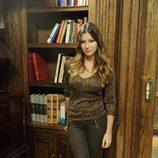Úrsula Corberó en la presentación de la tercera temporada de 'Gran Reserva'