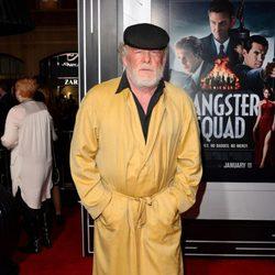 Nick Nolte en el estreno de 'Gangster Squad' en Los Angeles