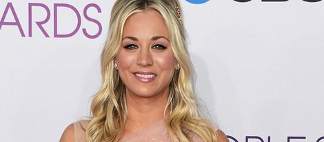 Kaley Cuoco en los People's Choice Awards 2013