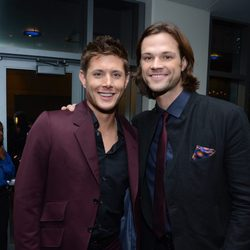 Jensen Ackles y Jared Padalecki en los People's Choice Awards 2013
