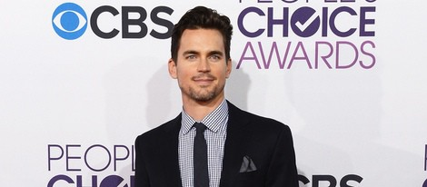 Matt Bomer en los People's Choice Awards 2013