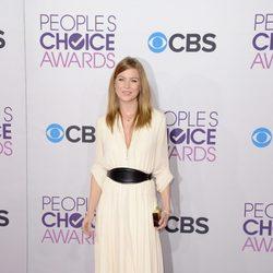 Ellen Pompeo en los People's Choice Awards 2013