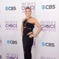 Heidi Klum en los People's Choice Awards 2013