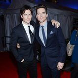 Ian Somerhalder y Matt Bomer en los People's Choice Awards 2013