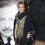 Silvia Tortosa en el estreno de 'La lengua madre'