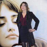 Sandra Barneda en el estreno de 'Volver a nacer' en Madrid