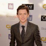 Tom Holland en los Critics' Choice Movie Awards 2013