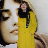 Concha Velasco en el estreno de 'Volver a nacer' en Madrid
