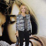 Carmen Lomana en el estreno de 'Volver a nacer' en Madrid