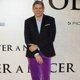 Boris Izaguirre en el estreno de 'Volver a nacer' en Madrid