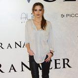 Ana Fernández en el estreno de 'Volver a nacer' en Madrid