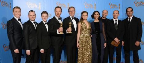 'Homeland', mejor drama en los Globos de Oro 2013
