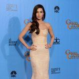 Megan Fox entregó uno de los Globos de Oro 2013