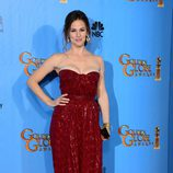 Jennifer Garner ejerce de presentadora de los Globos de Oro 2013