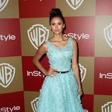 Nina Dobrev en la fiesta InStyle tras los Globos de Oro 2013