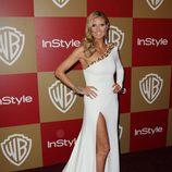 Heidi Klum en la fiesta InStyle tras los Globos de Oro 2013