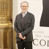 Steven Spielberg en el estreno de 'Lincoln' en Madrid
