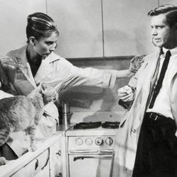 Audrey Hepburn en un fotograma de 'Desayuno con diamantes'