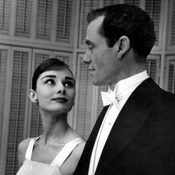 Audrey Hepburn en la gala de los premios Oscars