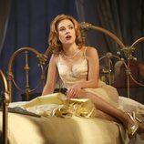 Scarlett Johansson en la obra de teatro 'La gata sobre el tejado de zinc'