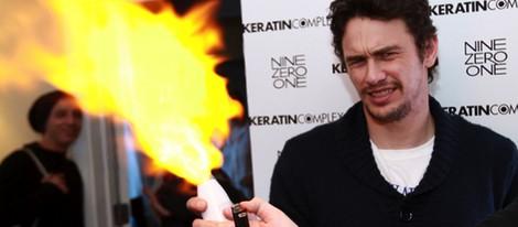 James Franco en el Festival de Sundance 2013