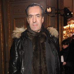 Jaime de Marichalar en el desfile de Alta Costura de Giambattista Valli en París