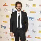 Daniel Grao en los Premios José María Forqué 2013