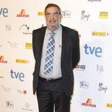Enrique González Macho en los Premios José María Forqué 2013