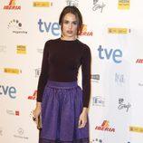 Verónica Echegui en los Premios José María Forqué 2013