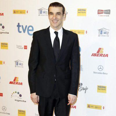 Luis Merlo en los Premios José María Forqué 2013