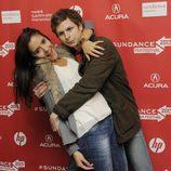 Catalina Sandino Moreno y Michael Cera en el Festival de Sundance 2013