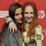 Catalina Sandino Moreno y Juno Temple en el Festival de Sundance 2013