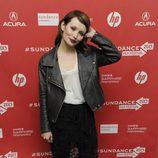 Emily Browning en la proyección de 'Magic, Magic' en el Festival de Sundance 2013
