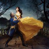 Penélope Cruz y Jeff Bridges se convierten en 'La Bella y la Bestia' de Disney