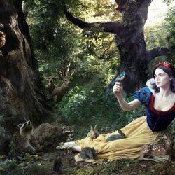 Rachel Weisz se convierte en el personaje Disney Blancanieves